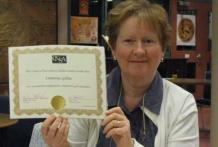 CNSA Archival Certificate